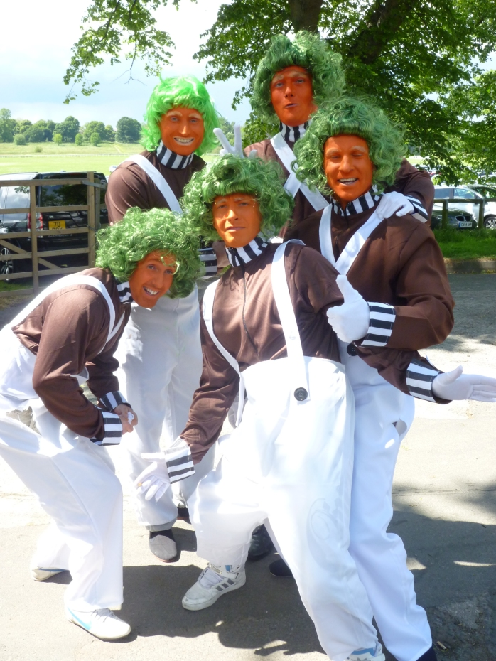 Happy Punters at York