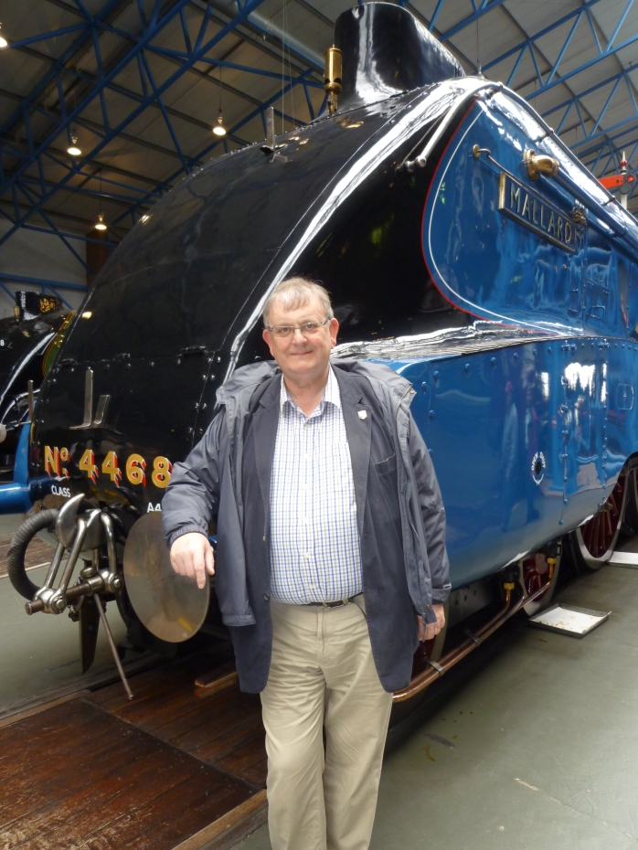 Mallard at NRM York