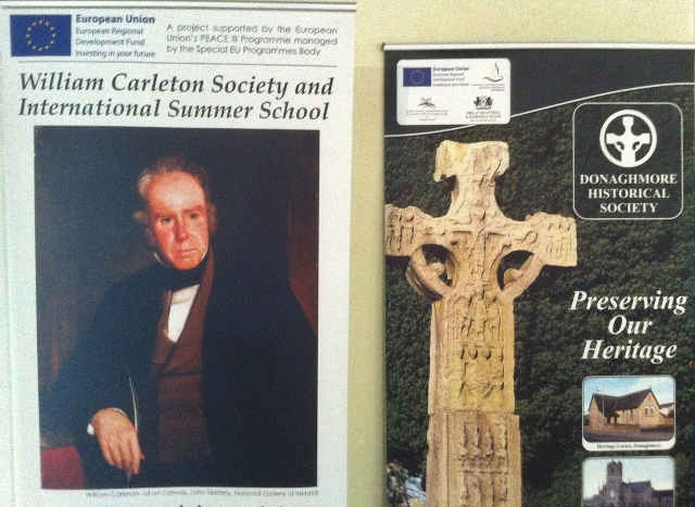 William Carleton Society & Donaghmore Historical Society