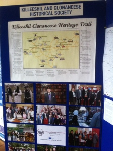 Killeeshil & Clonaneese Historical Society Display