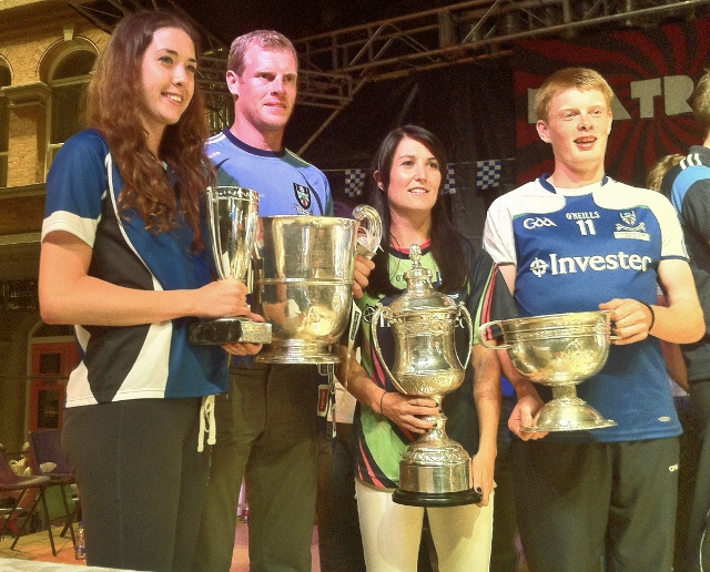 Seniors & Minors, Men & Ladies: Ulster Champions x 4!