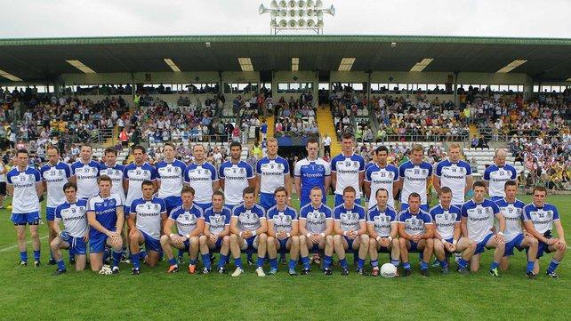 Ulster senior champions 2013: Monaghan Picture: RTE Sport www.rte.ie/sport/gaa
