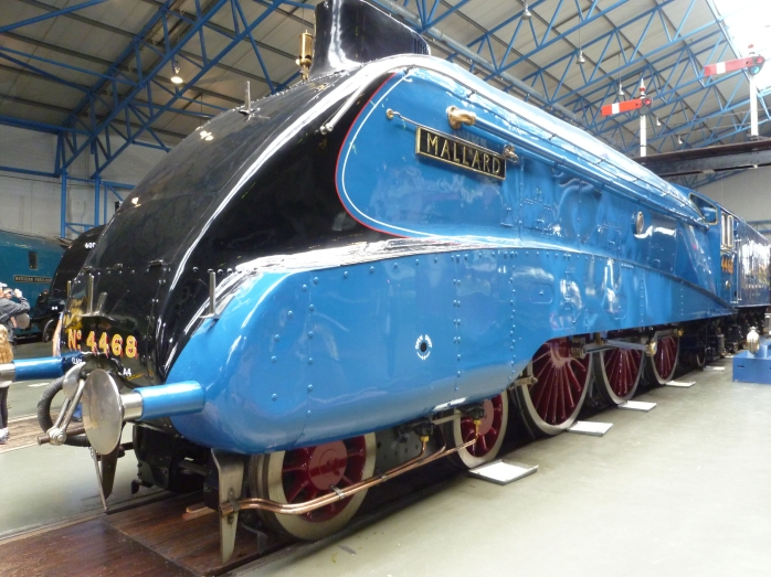 Mallard at National Railway Museum York