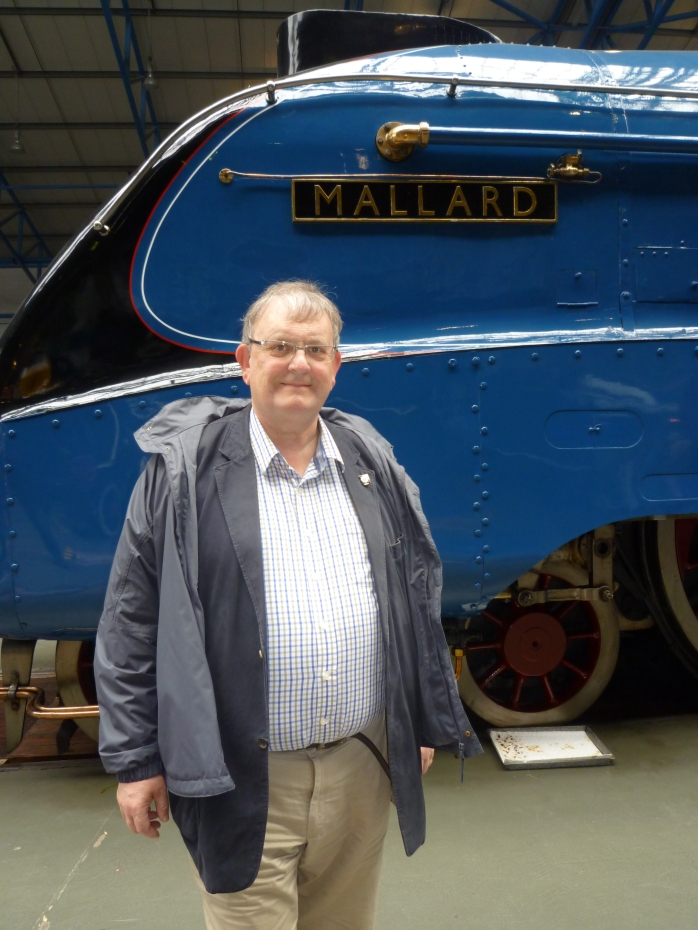 Visiting Mallard at NRM York