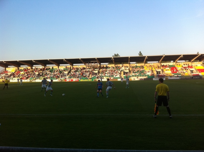 Shamrock Rovers v UCD