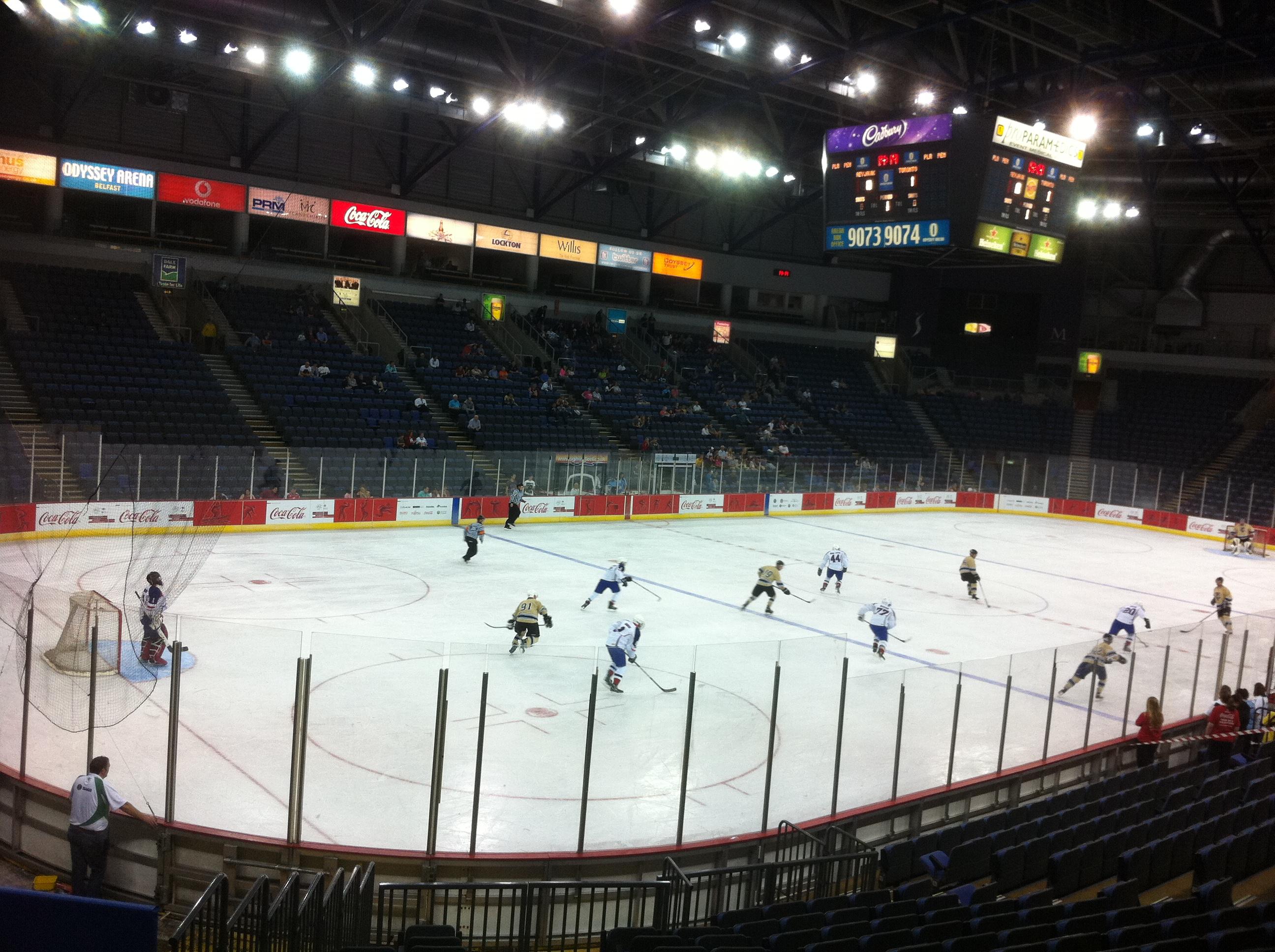 Ice Arenas In Toronto Photo