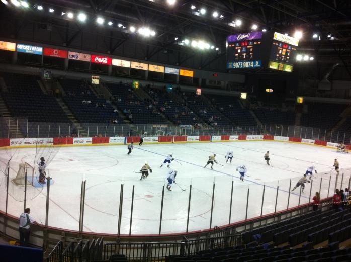 Toronto Courts v Reykjavik Ice Falcons