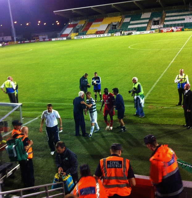 Shamrock Rovers 3 Sligo Rovers 2