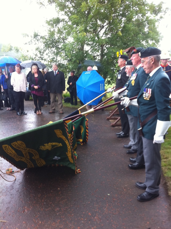 Ballygawley Bus Bomb Commemoration Photo: © Michael Fisher