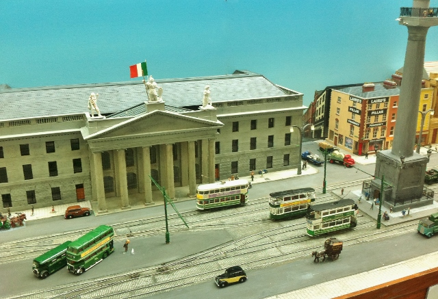 O'Connell Street Layout Photo: © Michael Fisher