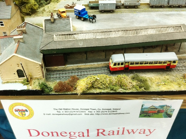 Letterkenny Station: Donegal Railway Heritage Photo: © Michael Fisher