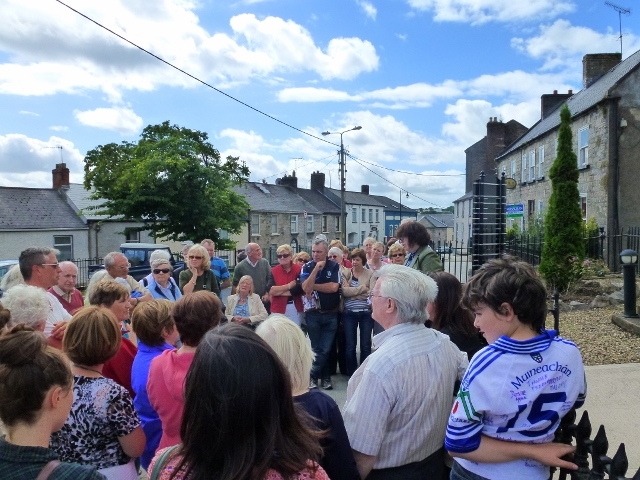 Group at Hill Street, Monaghan
