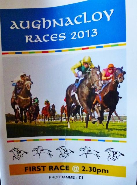 Aughnacloy Races Programme