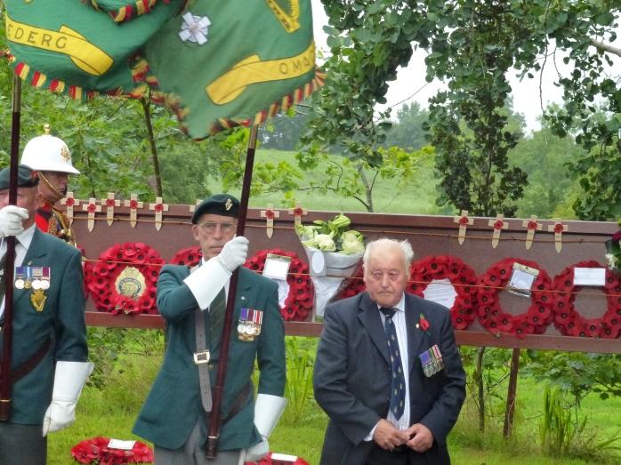 Ballygawley Bus Bomb Commemoration Photo: © Michael Fisher