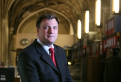 Ed Balls MP (Labour Party)