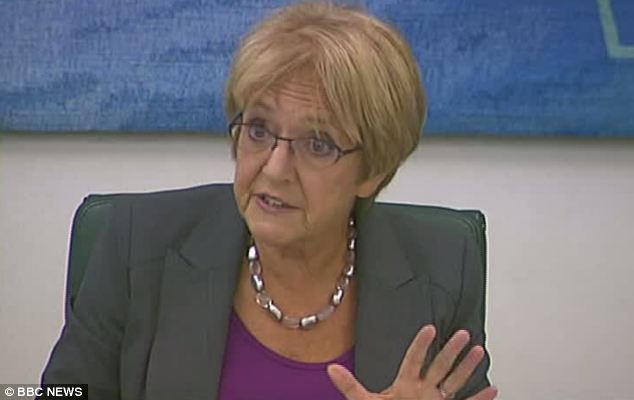 Margaret Hodge MP Photo: BBC News