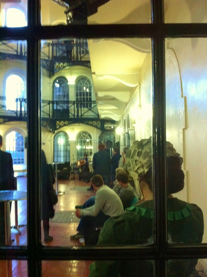 Music in the Circle at Crumlin Road Gaol Photo: © Michael Fisher