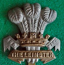 Leinster Regiment Cap Badge