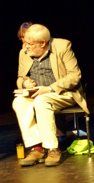 Michael Longley Photo: © Michael Fisher