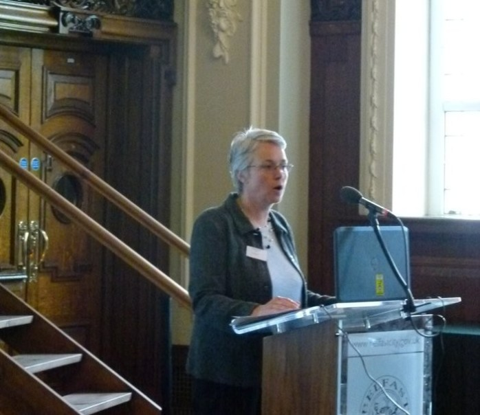 Claire Keatinge Commissioner for Older People NI