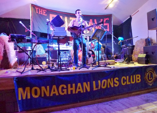 Aidan Clerkin at Monaghan Lions Club Barn Dance Photo: © Michael Fisher