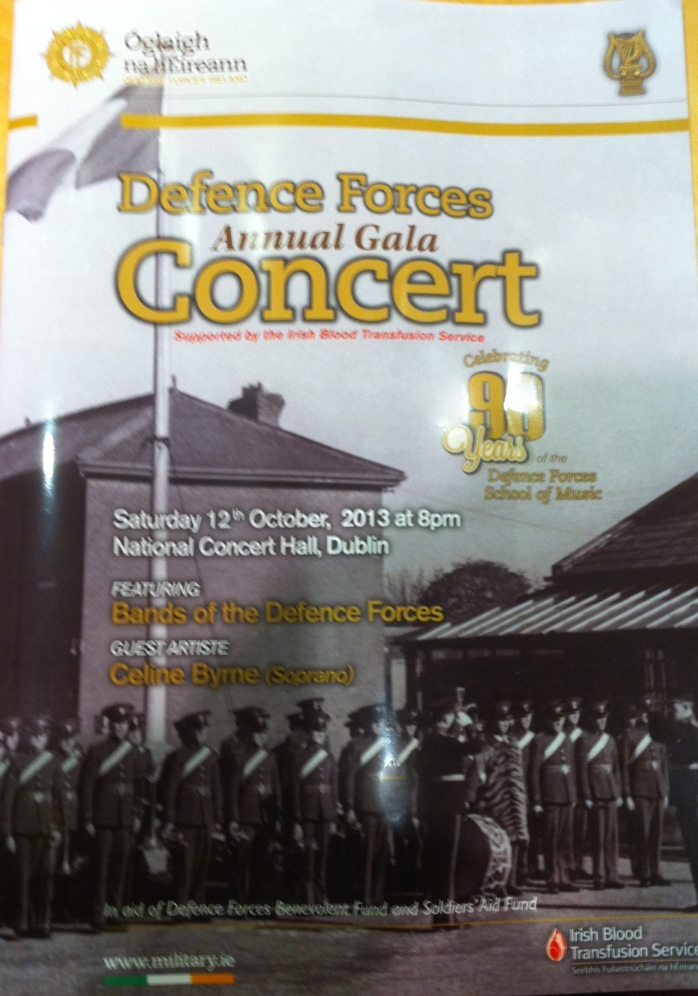 DF Concert Programme