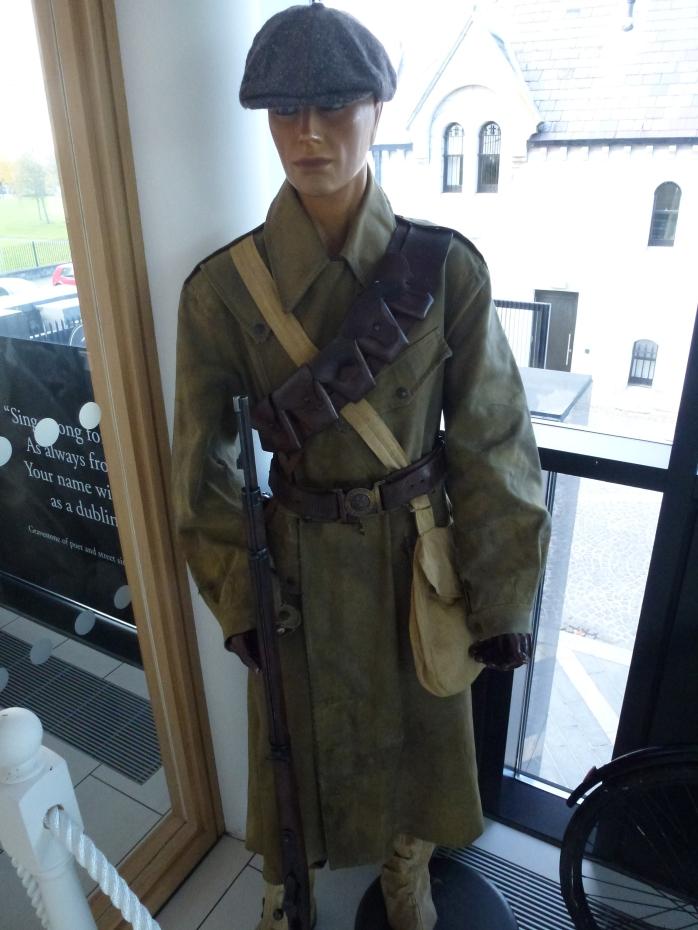Figure of UVF member  Photo: © Michael Fisher