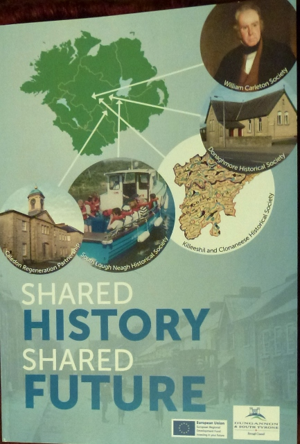 Shared History Shared Future booklet