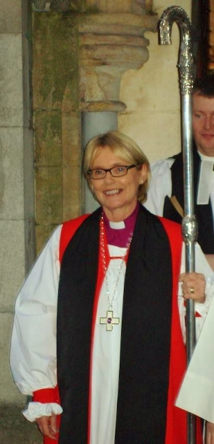 Bishop Pat Storey  Photo: Derry/Raphoe Diocese
