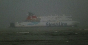 Stena Superfast VII heading for Cairnryan  Photo: © Michael Fisher