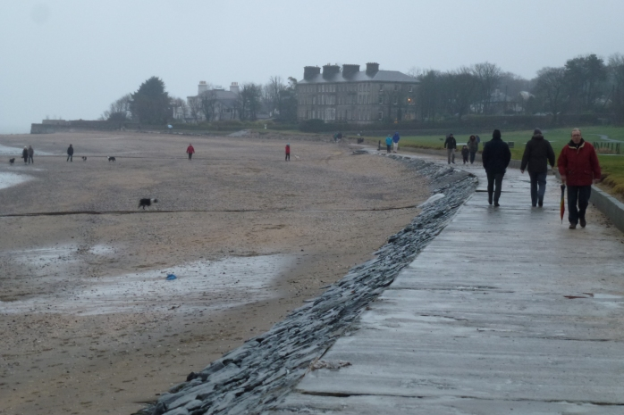 Coastal Path at Holywood  Photo: © Michael Fisher