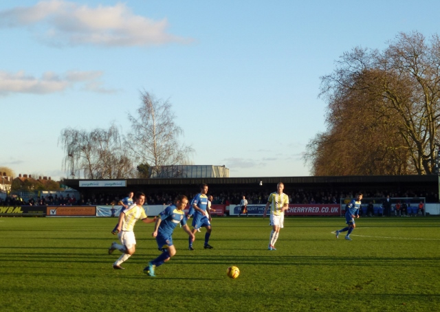 AFC Wimbledon v Torquay  Photo: © Michael Fisher