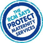 RCM campaign badge