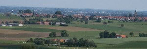 View from Kemmel Hill
