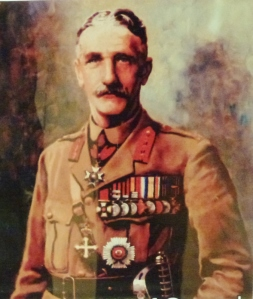 General Sir Oliver Nugent: Photo courtesy Cavan County Museum