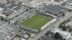 Edgar Street Photo: Hereford United FC