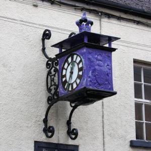Fivemiletown Clock  Photo: Heritage Lottery Fund