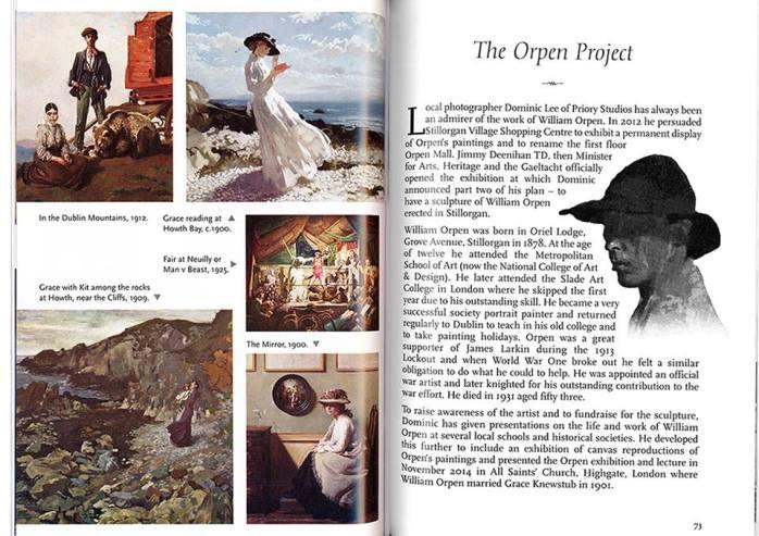 Obelisk 2015 Journal, Stillorgan