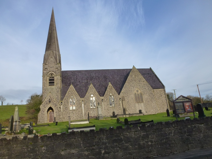 St Margaret's Church of Ireland church, Clabby, Co. Fermanagh Photo:  © Michael Fisher
