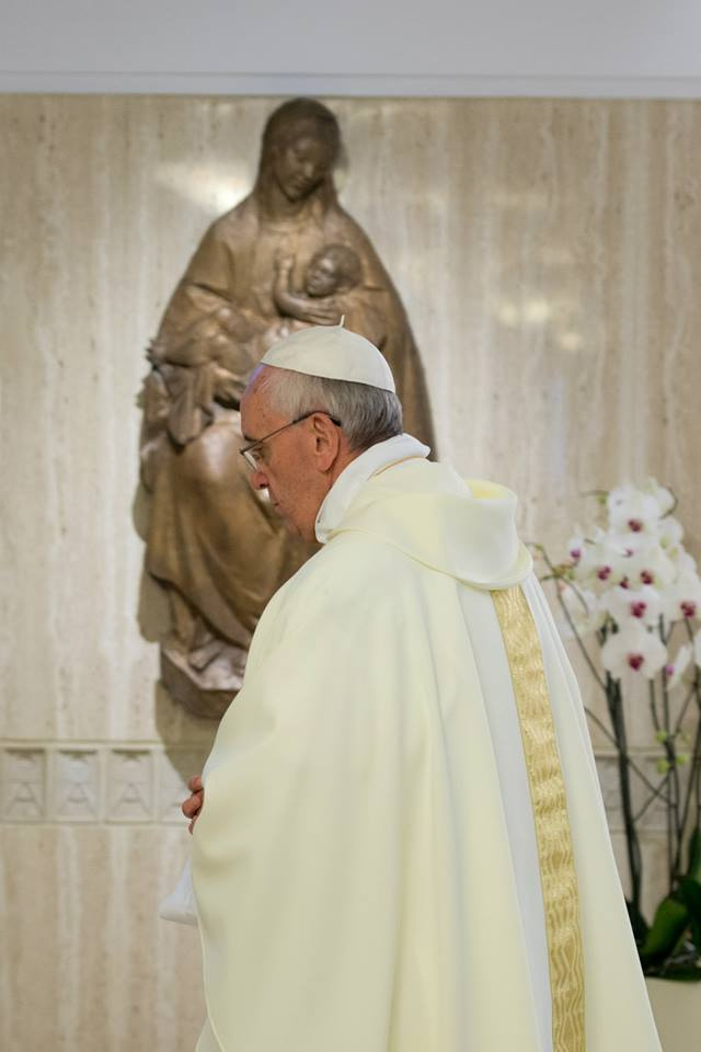 Pope Francis  Photo: news.va
