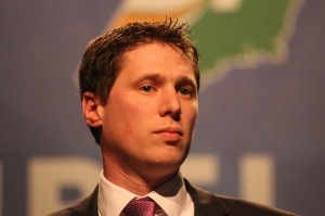 Matt Carthy MEP  Photo: SF