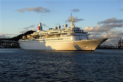 MV Boudicca  Photo: Fred Olsen Cruise Lines