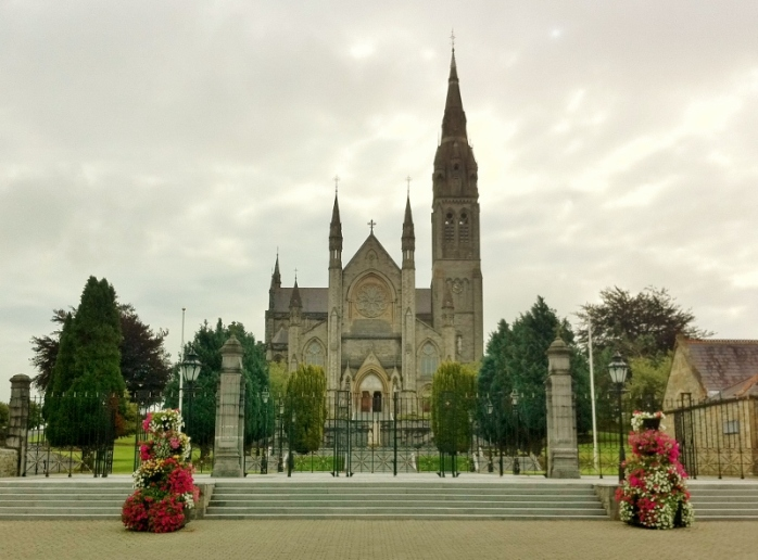 St Macartan's Cathedral. Monaghan  Photo:  © Michael Fisher