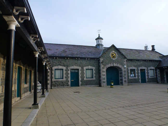 Carrickmacross Market House  Photo:  © Michael Fisher