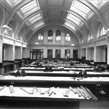 Harland & Wolff Drawing Offices Photo:  HLF website