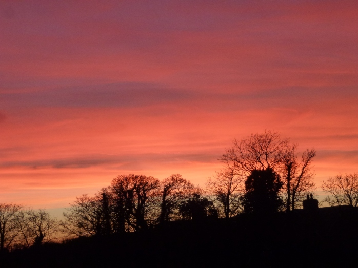 Monaghan Sunset  Photo:  © Evelyn Fisher