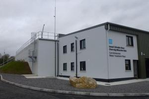 Carrickmacross Water Treatment Plant, Nafferty