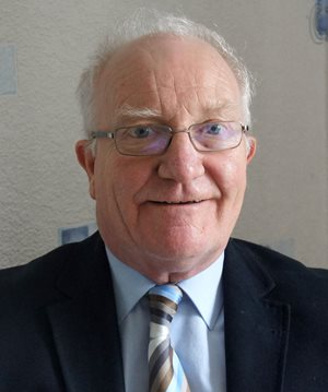 Presbyterian Moderator-Elect, Reverend Ian McNie, Ballymoney  Photo: Presbyterian Church website