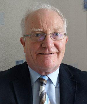 Presbyterian Moderator-Elect, Reverend Ian McNie, Ballymoney  Photo: Presbyterian Church website
