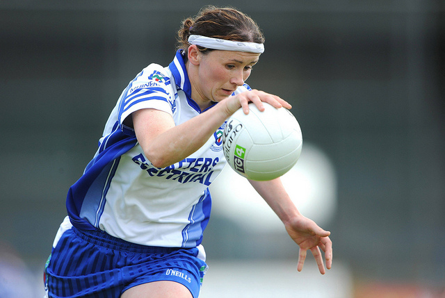Monaghan Ladies Footballer Niamh Kindlon Photo:  © Brendan Moran/SPORTSFILE